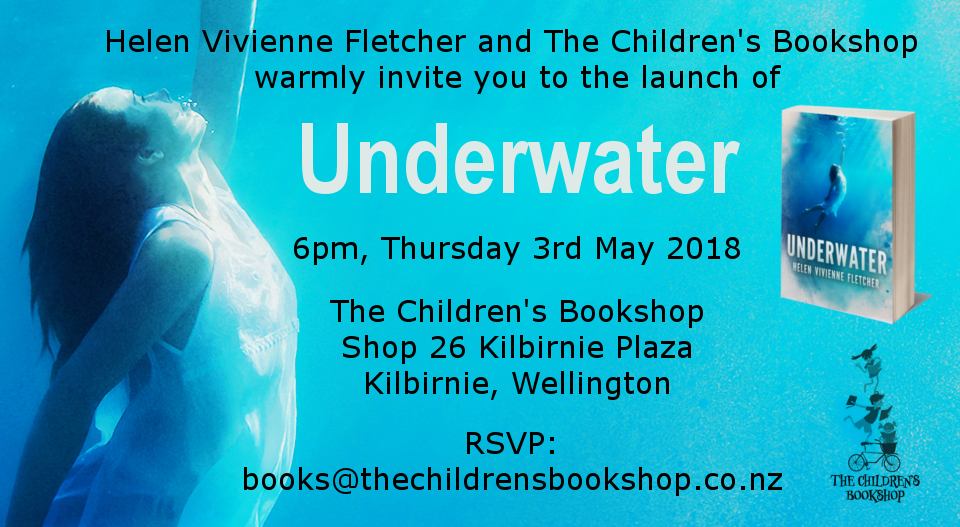 Flyer for Book Launch