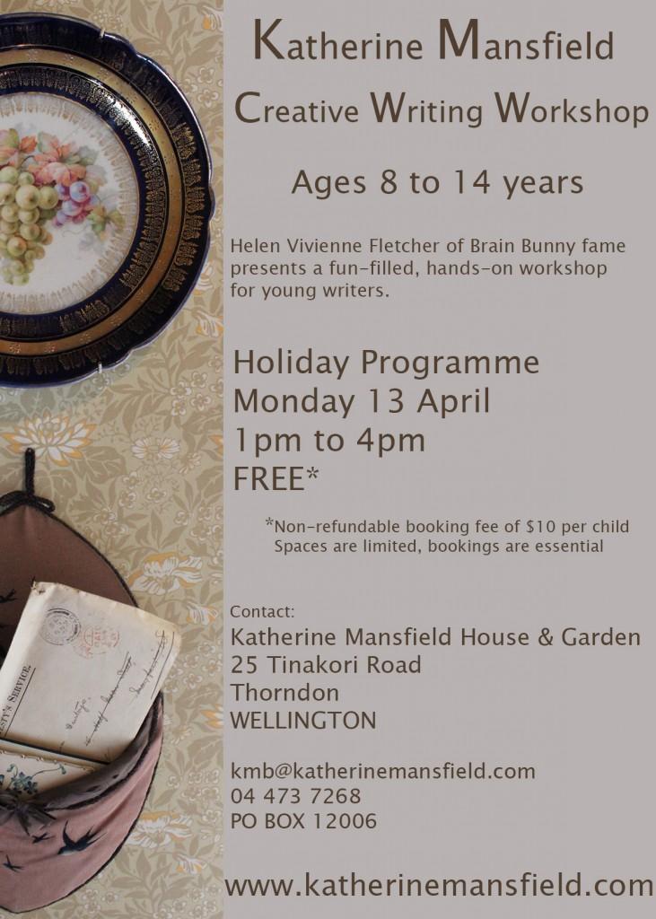 Katherine Mansfield Flyer