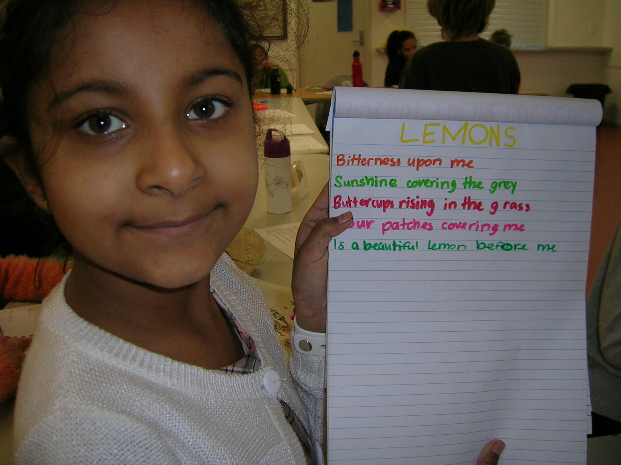 childrens creative writing classes